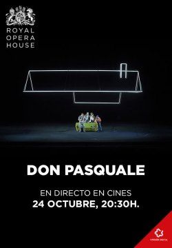DON PASQUALE | 24 de octubre, 20:30h