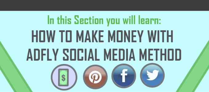 AdFly Social Media Method