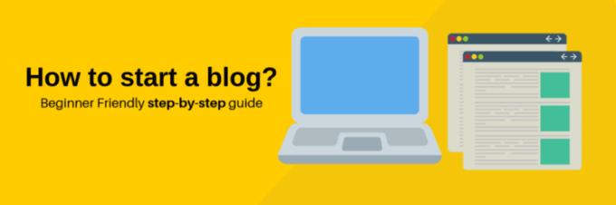 Start a blog with Hostgator
