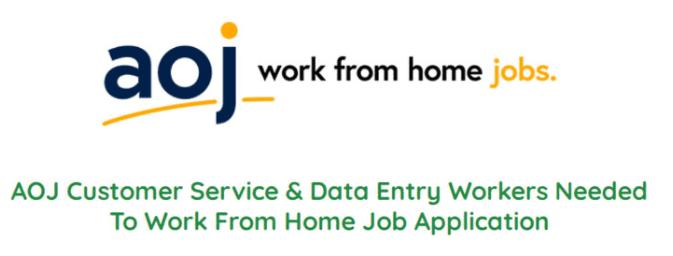 AOJ online jobs