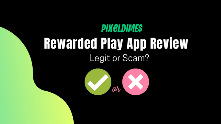 Rewarded Play App Review