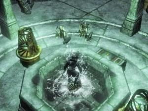 Kampfsituation: Skyrim (Fallbeispiel 2, Bild1)