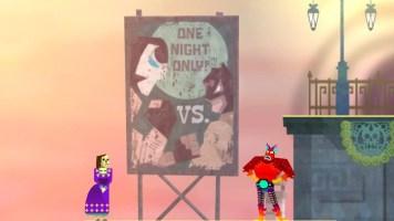 "Batman vs Bane: ""One night only"", danach muss Batman erst zum Chiropraktiker."