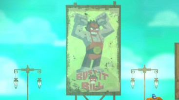 Bust-it Bill in Guacamelee