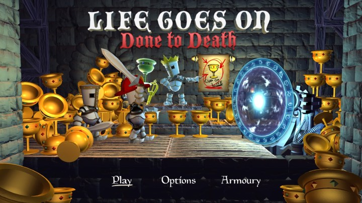 Life Goes On, Klonkrieger
