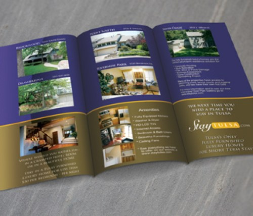 StayTulsa Brochure