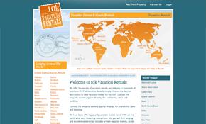10k Vacation Rentals