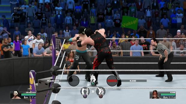 2K WWE 2K15 Yuke's Visual Concepts John Cena