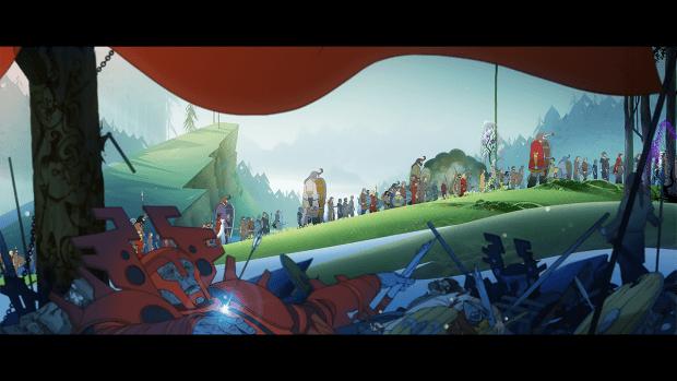 The Banner Saga 2 - Screen 2