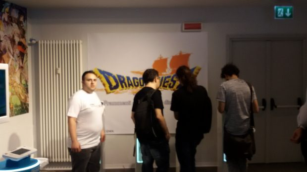 Dragon Questo VII - Nintendo Showcase