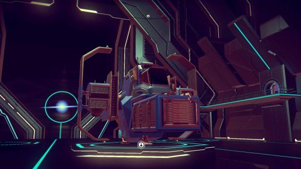 La nave che mi ha accompagnato per gran parte del mio viaggio