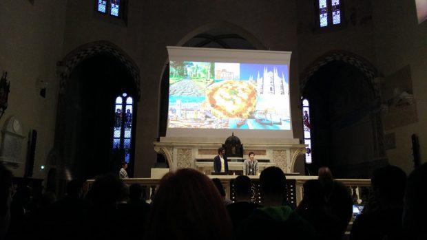Milano, Venezia, Firenze, Roma e la nostra cucina sono tra le ispirazioni di FFXV