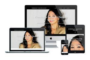 Starter Website - Kimberley Cuachon Haugh