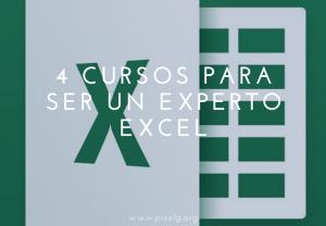 Cursos Excel para ser un experto