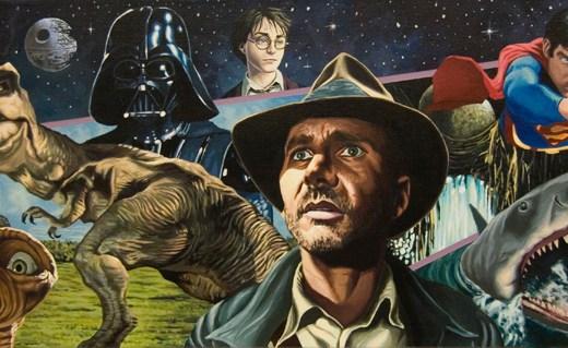 Lucas Arts - Justin Reed Art