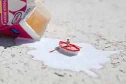Little People - Miniaturfotografie von Slinkachu