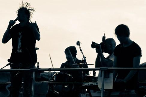 Casper live im Mauerpark | Fête de la Musique –  das Fest der Musik 2011