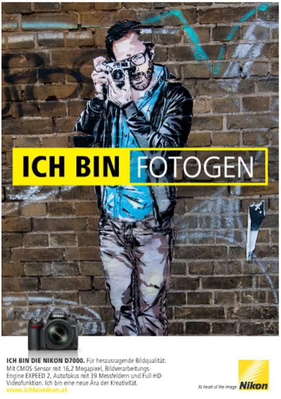 Ich bin fotogen - Nikon Fotowettbewerb 2011