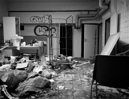 Lost Places - Hotel Weserbergland - So richtig zum Wohlfühlen III
