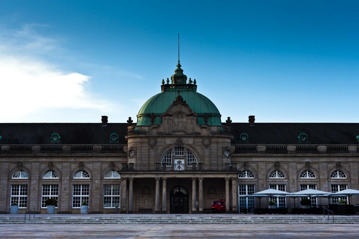 Kaiserpalais im Kurpark Bad Oeynhausen