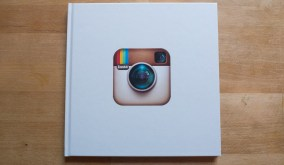 Instagram-Fotobuch von Saal Digital