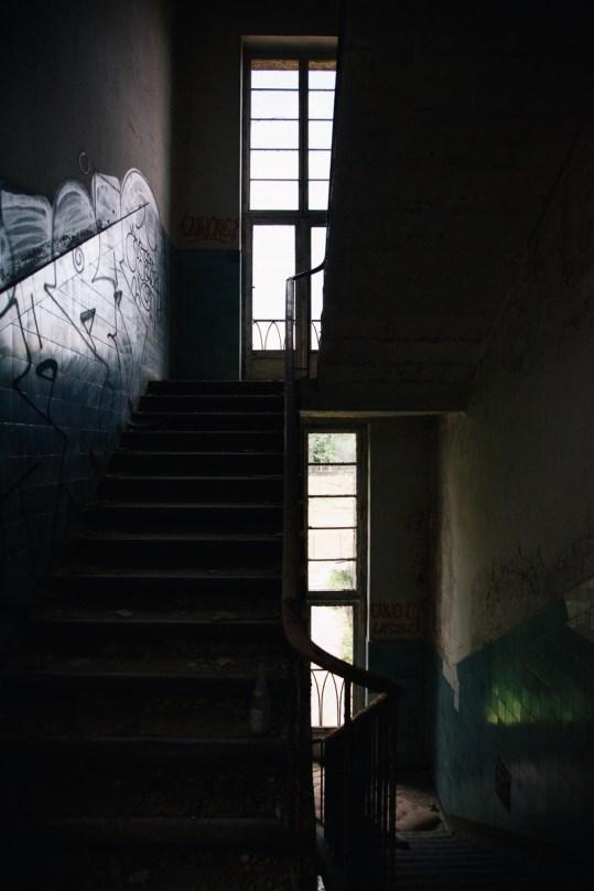 Chirugie der Beelitz-Heilstätten