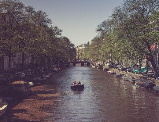 Tagestrip nach Amsterdam