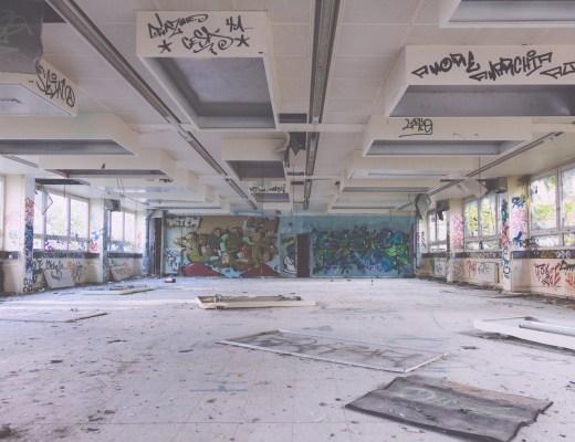 Das ehemalige Institut für Anatomie der Freien Universität Berlin