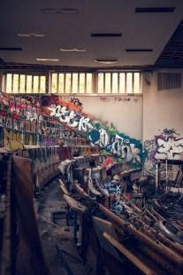 Lost Places – Das ehemalige Institut für Anatomie der Freien Universität Berlin