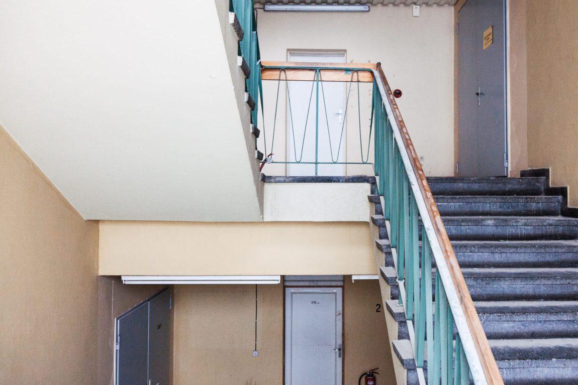 Stasimuseum Berlin in der Zentrale des MfS