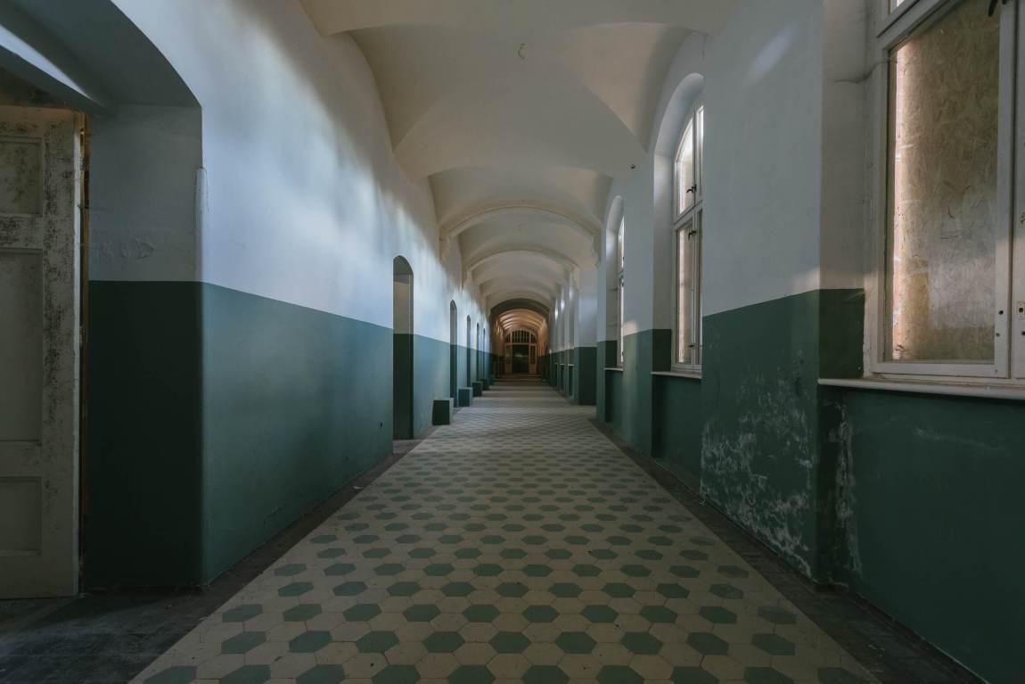 Beelitz-Heilstätten – Das Verwaltungsgebäude