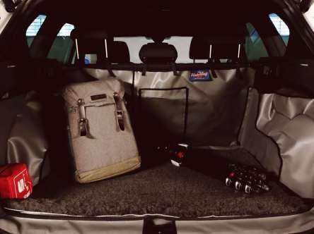 Hatchbag - Dein personalisierter Kofferraumschutz