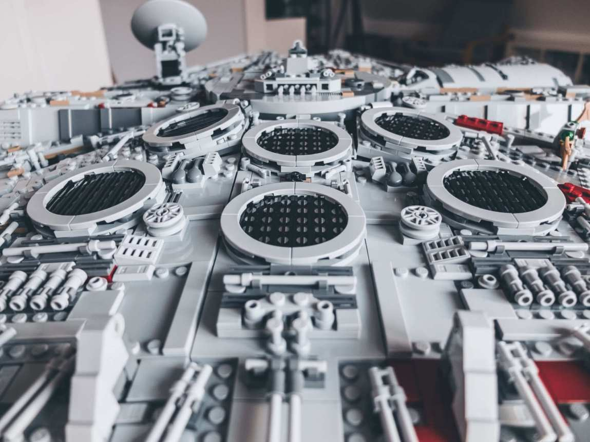 Lego Star Wars Millennium Falcon (75192)