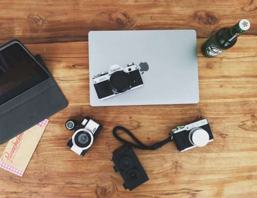Ein iPad Pro, eine Alternative zu Adobe Lightroom und Photoshop