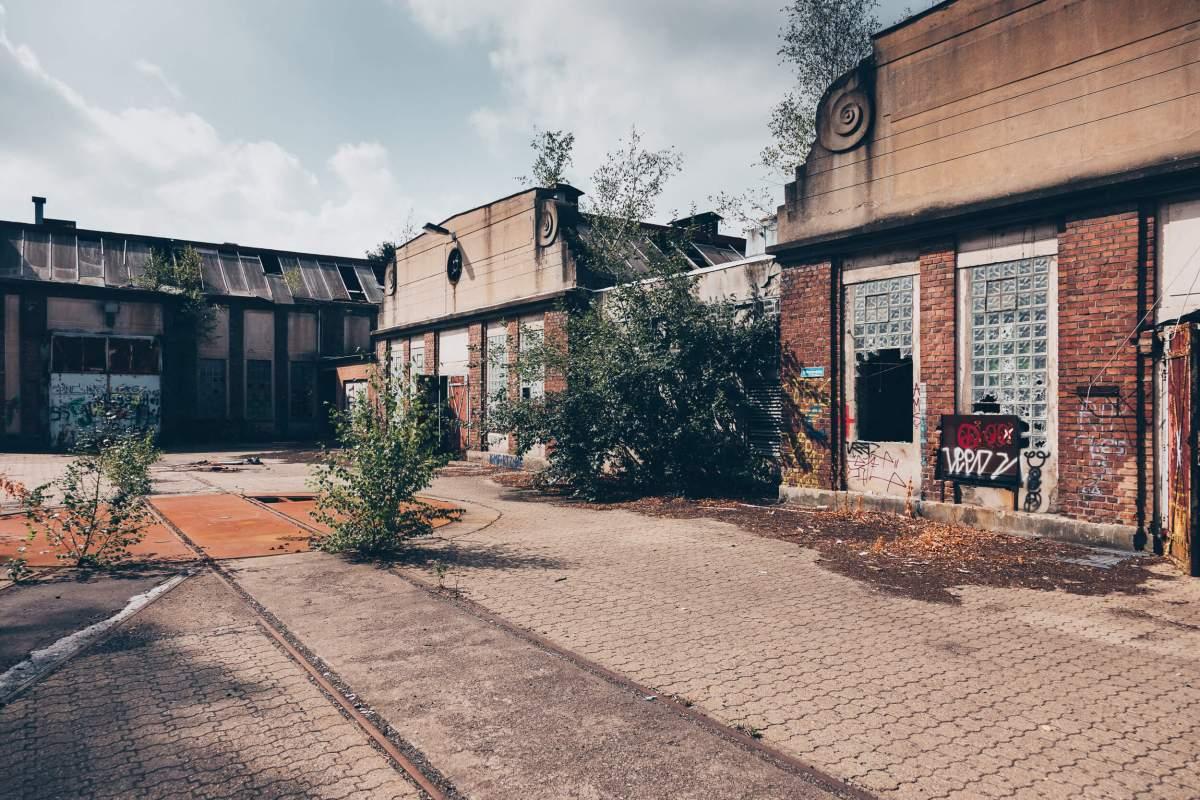 Rhein-Emscher-Armaturen - Die verlassene Armaturenfabrik