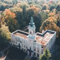 Schloss Dammsmühle - Das verlassene Herrenhaus