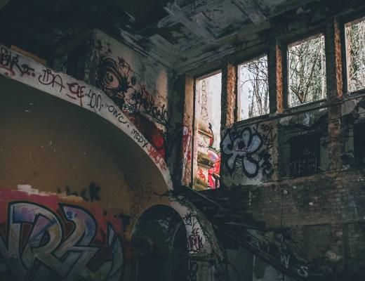 Villa Schöning - Mein erster Lost Place