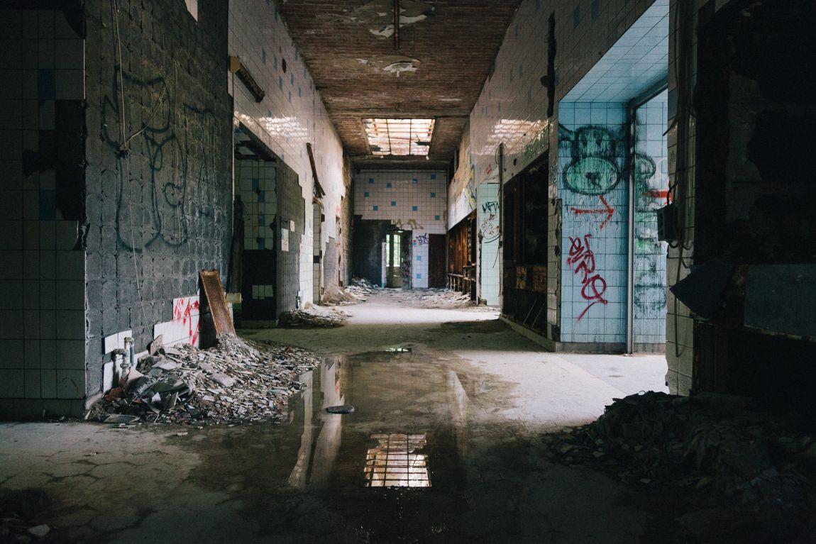 Lost Places - Verlassene Orte und geheime Plätze