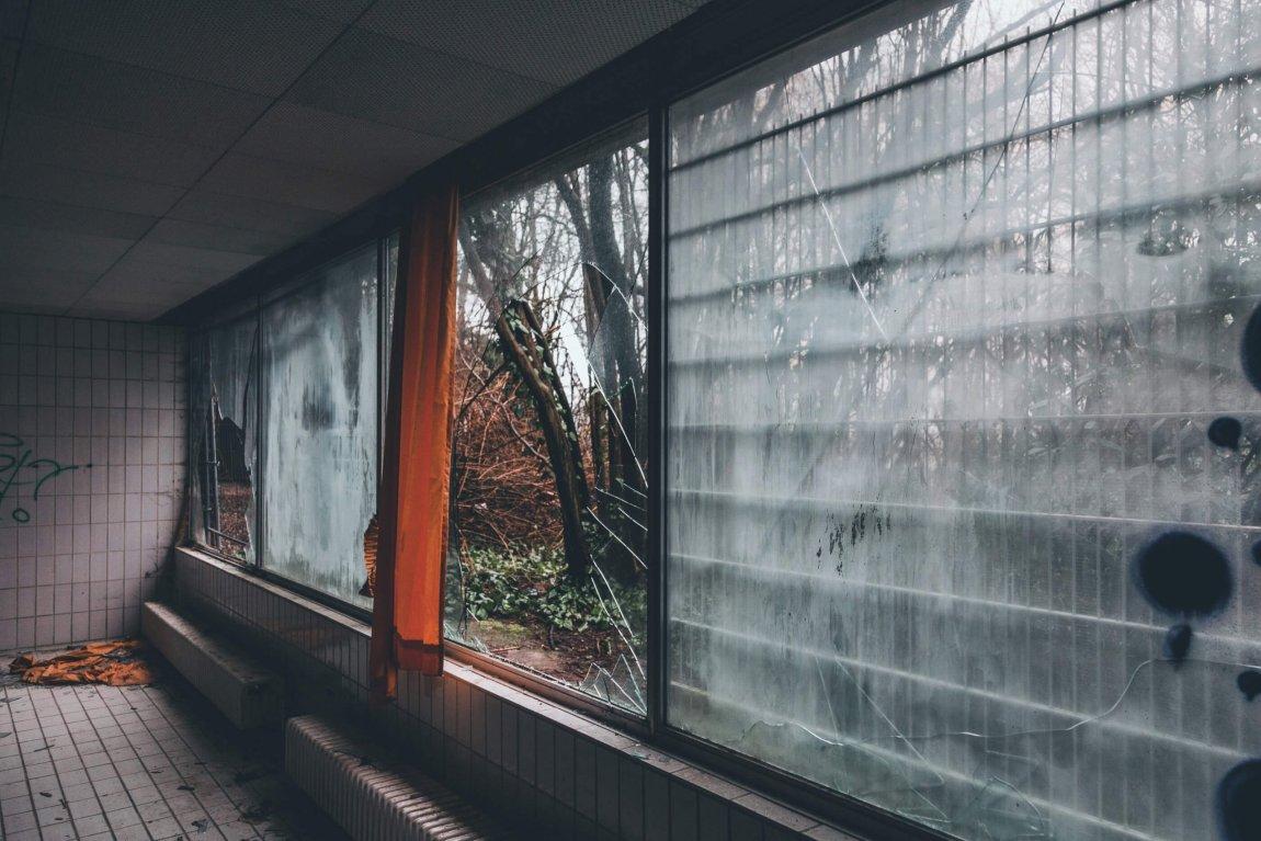 Die verlassene Kurklinik in Bad Pyrmont