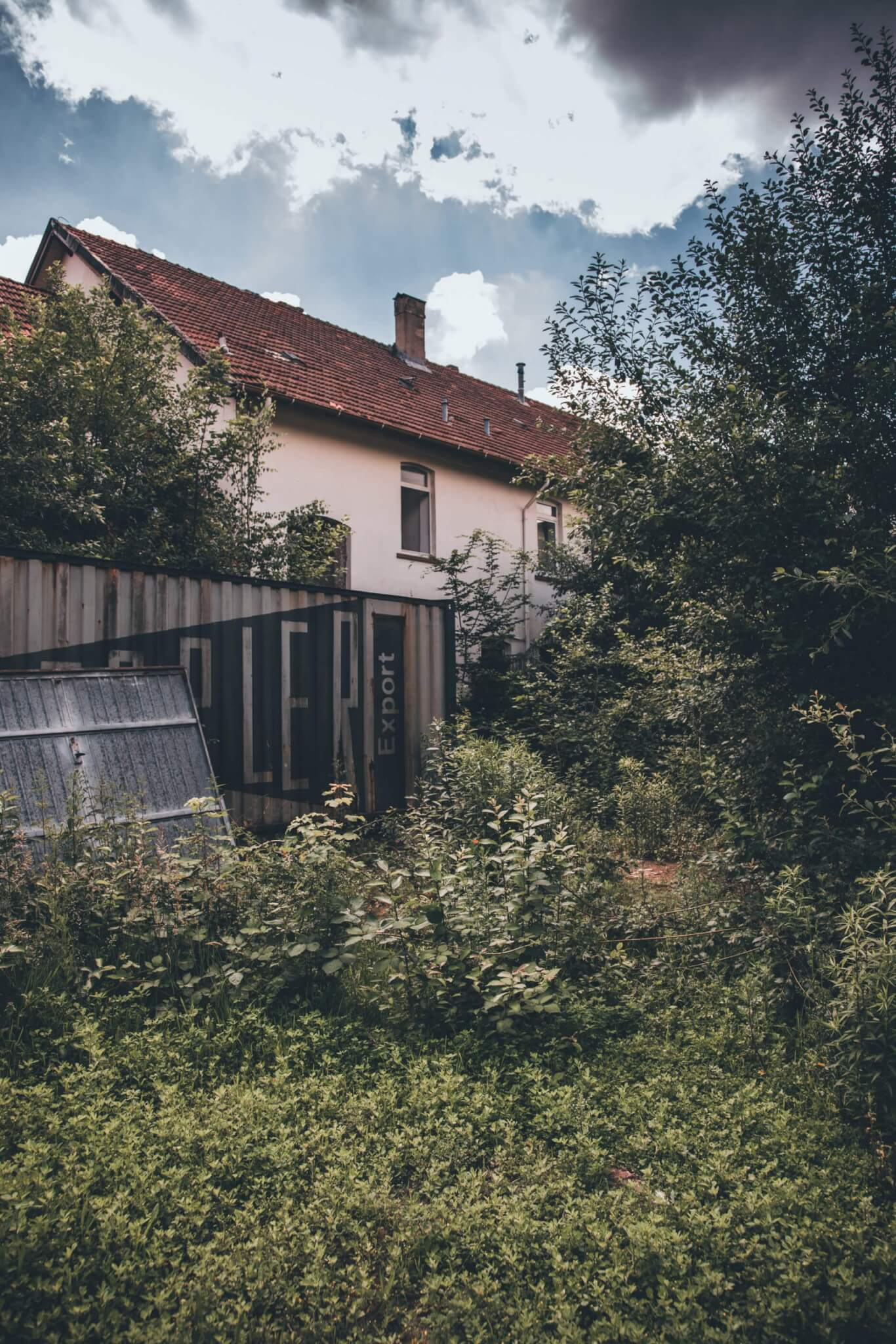 Das verlassene Auktionshaus