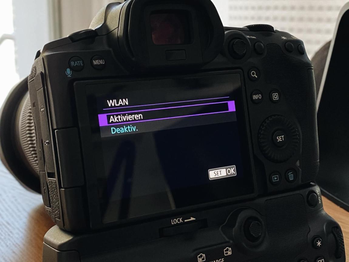 EOS Utility - Die Kamera wird nicht erkannt
