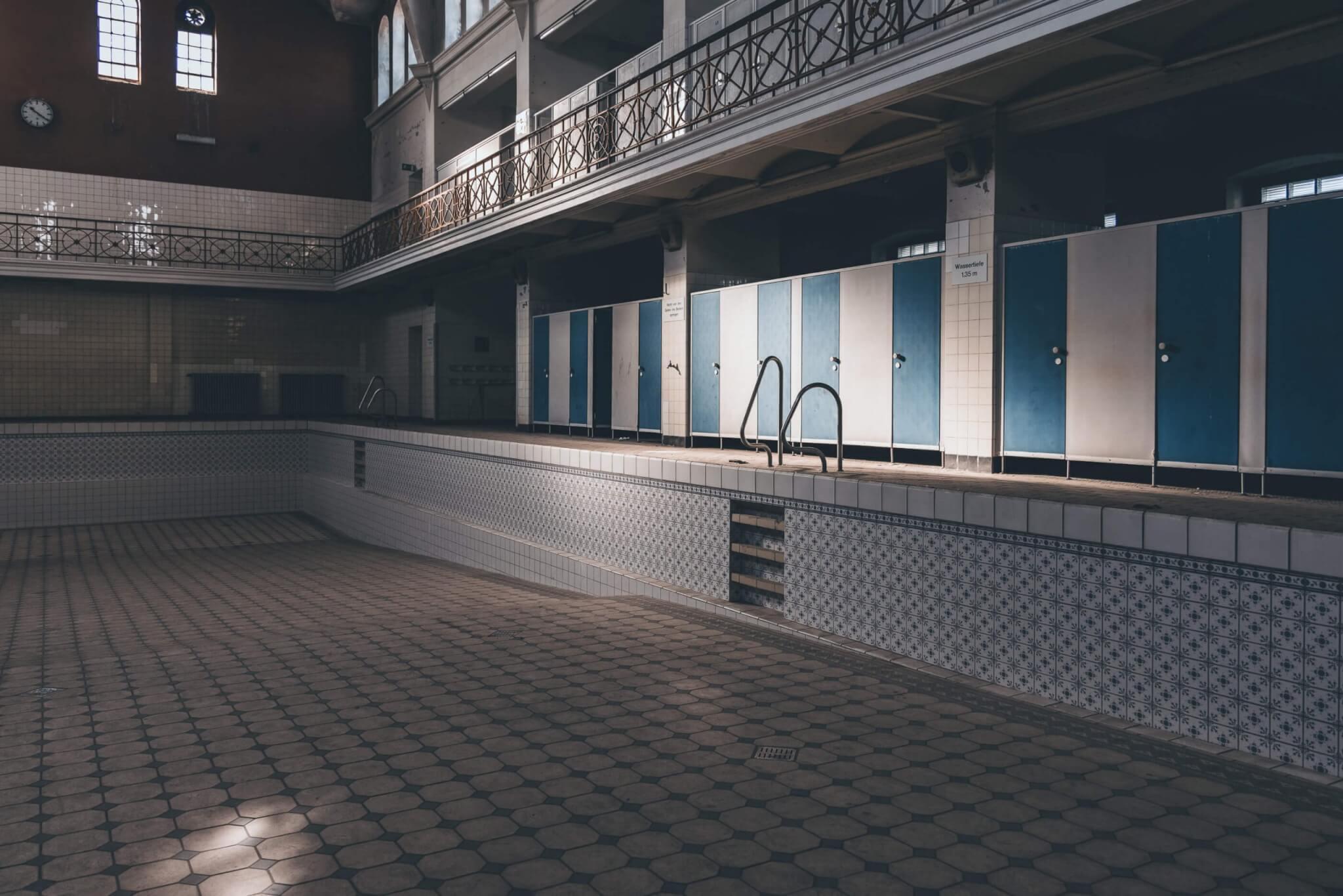 Das Krefelder Stadtbad