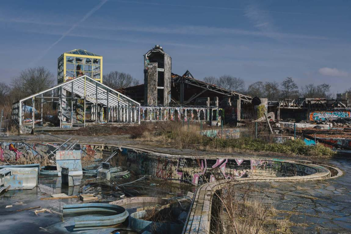 Die 10 spannendsten Lost Places in Berlin 2021