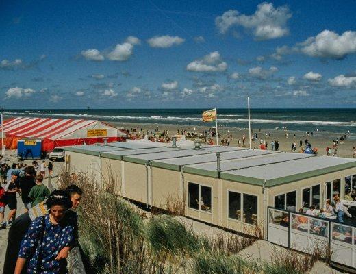 Von früher: Schiermonnikoog im Sommer 1998