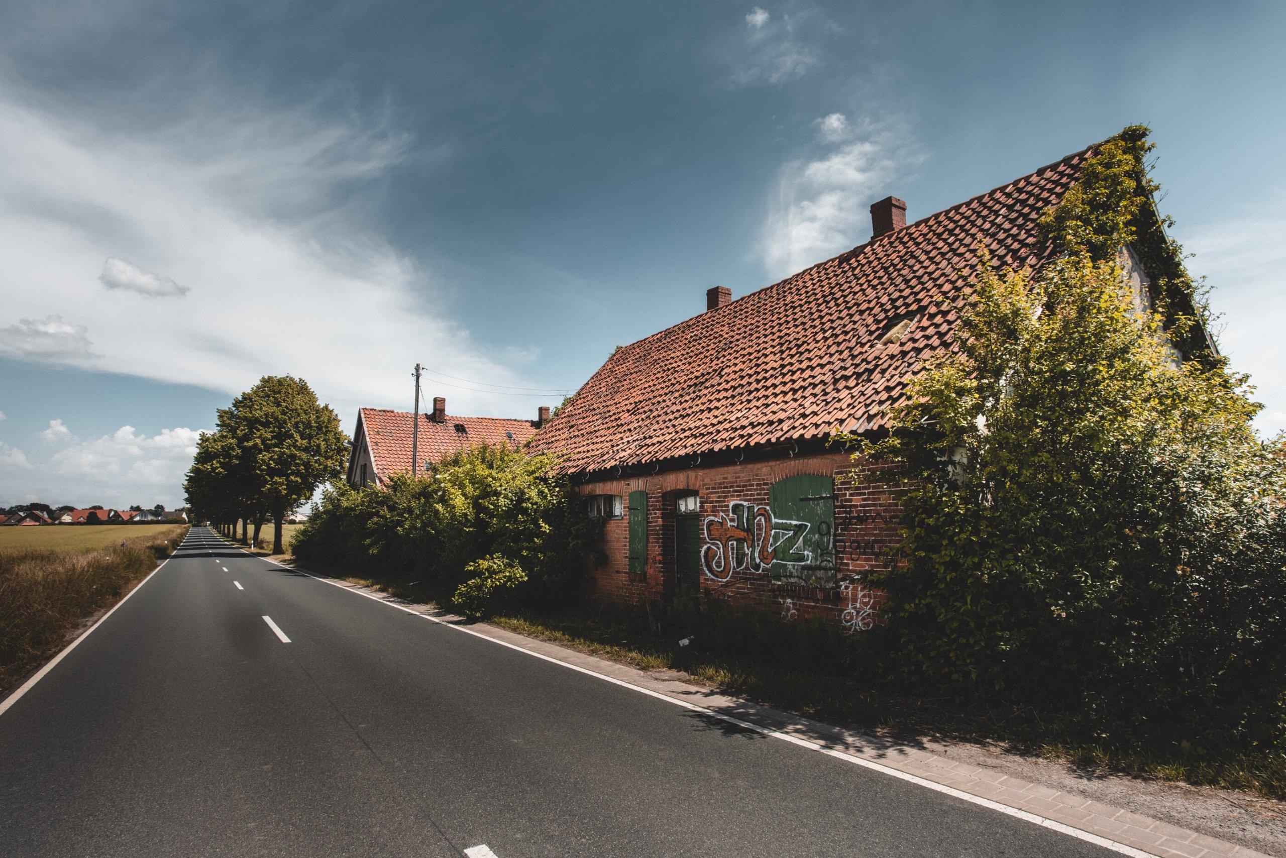Das okkulte Bauernhaus
