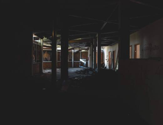Das marode Wellnesszentrum
