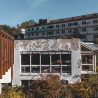 Die verlassene Reha-Klinik Teil 1