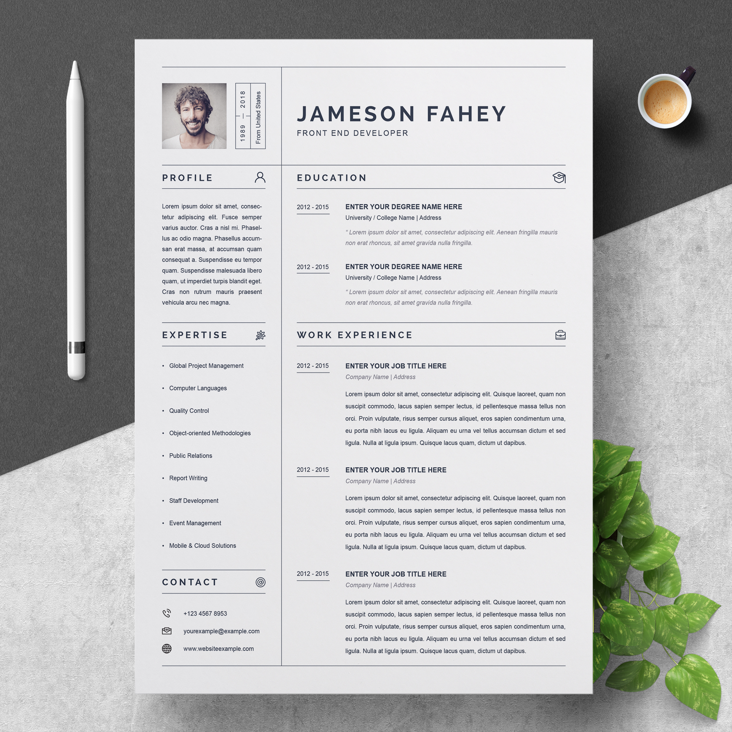 · curriculum vitae this pages resume template is. Clean Resume Cv Template Free Resumes Templates Pixelify Net
