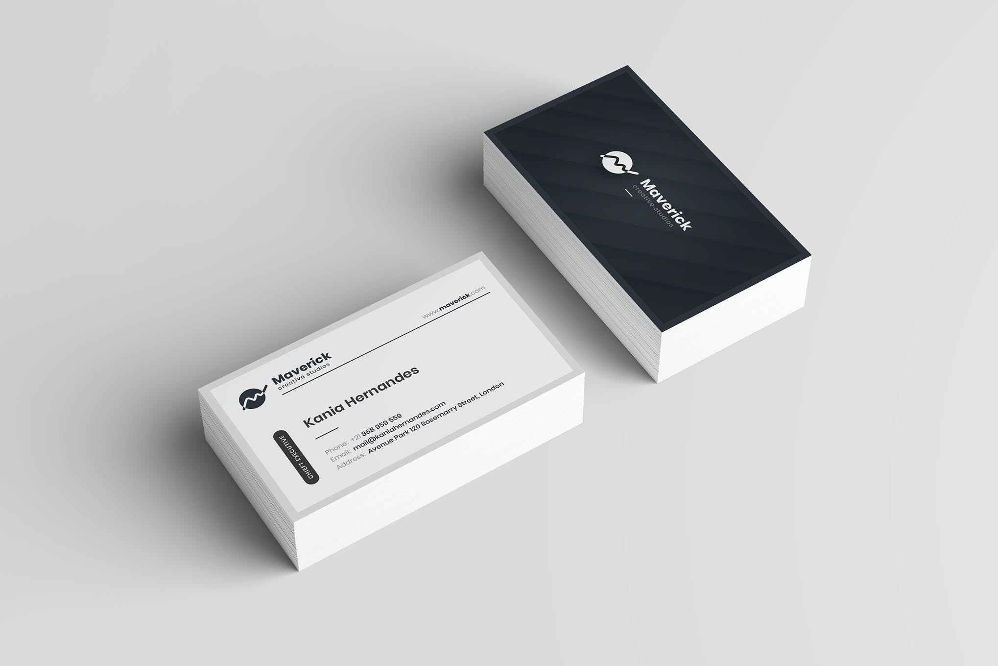 custom-printed business cards in Calgary