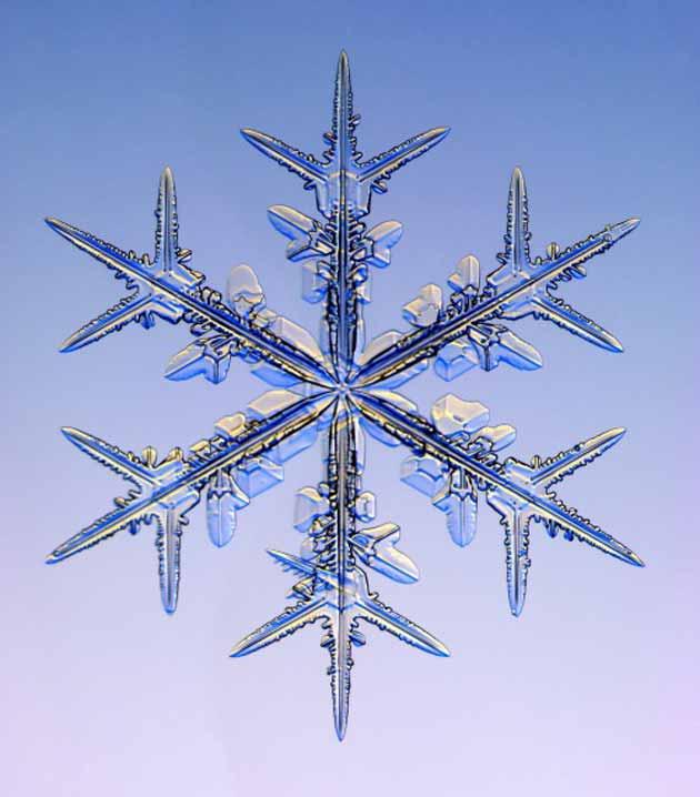 snjezna pahuljica